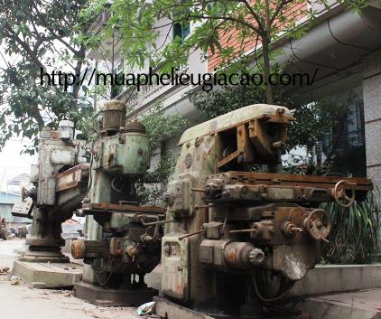 hình ảnh Thanh lý máy cơ khí cũ, mua bán máy móc thiết bị