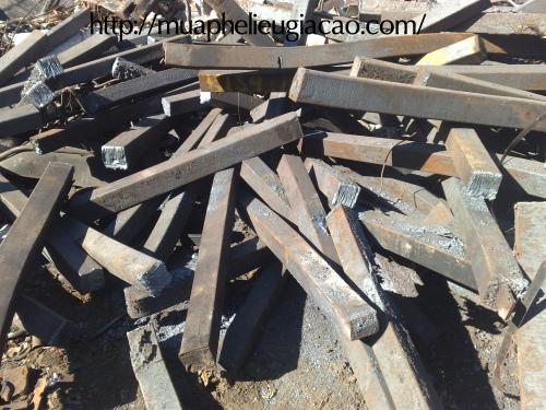 thu mua phế liệu Sắt thép trong doanh nghiệp sản xuất