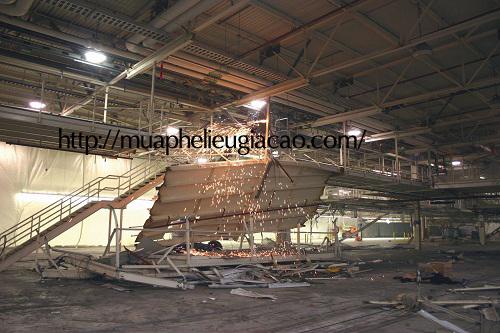 hình ảnh Thu mua khung nhà xưởng trọn gói từ a-z