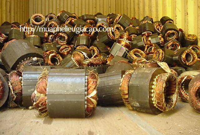 hình ảnh phế liệu thiết bị điện